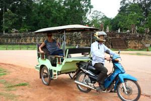 Angkor Grand Circuit per tuktuk