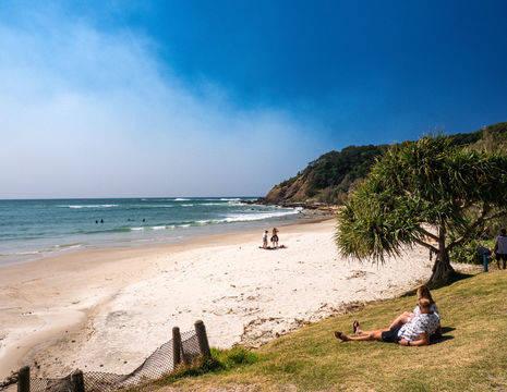 Australie-Byron-Bay-strand-1