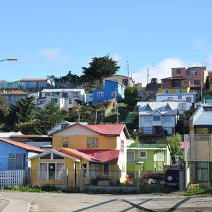 Chili-Punta-Arenas-dorp
