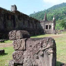Wat Phou, Laos