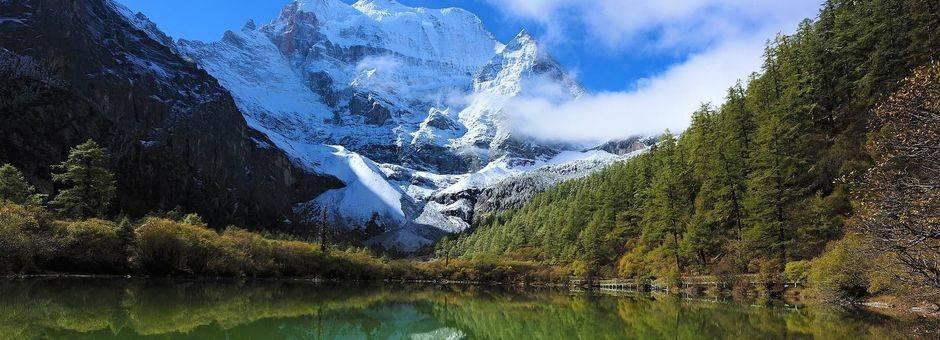 Amerika-White-Mountain-Lake