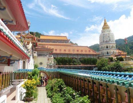 Maleisie-Penang-Kek-Lok-Si-tempel3