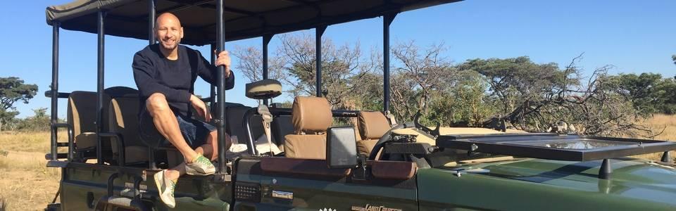 Indrukwekkende safari in Welgevonden Wildreservaat