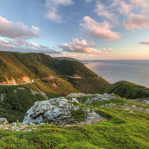 Canada-Baddeck-Cabot-Trail