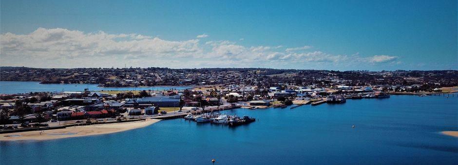 Australie-Lakes-Entrance-haven