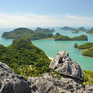 Thailand-KohSamui-eilandjes