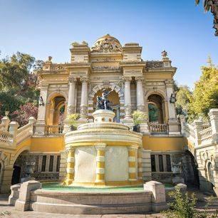 Chili-Santiago-de-Chile-Santa-Lucia-Hill-11-Neptune-Fountain