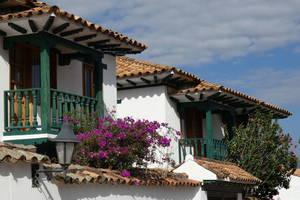 Koloniaal dorp Villa de Leyva