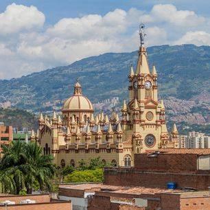 Colombia-Medellin-Koloniaal