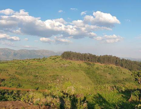 Swaziland-Uitzicht