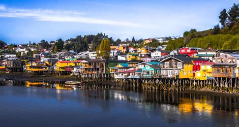 Chili-Chiloe-Eiland-kleuren