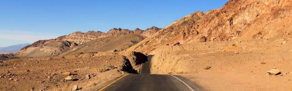 Must do: een bezoek aan Death Valley in zuidwest-Amerika