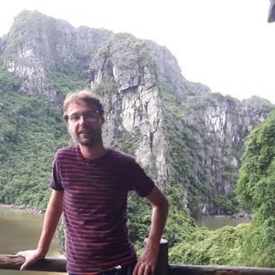 Rene in Vietnam