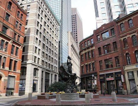 Amerika-Boston-Straatbeeld-1