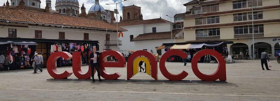 Mooiste stad in Ecuador, Cuenca