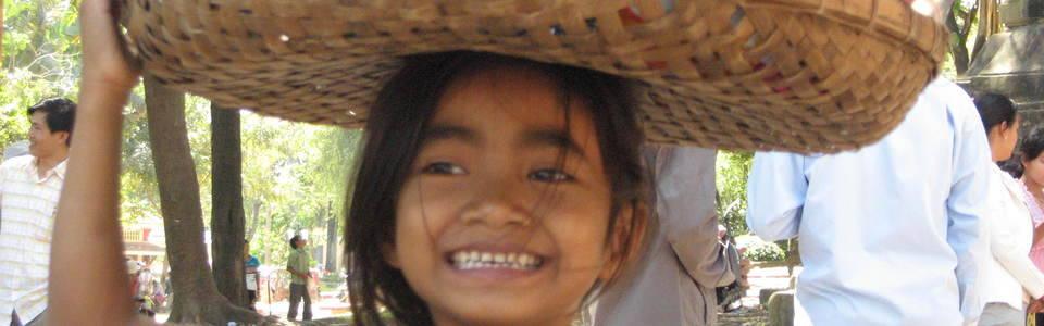 Indrukwekkende reis naar Cambodja