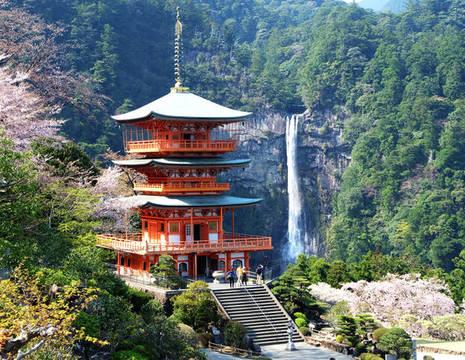 Nachi-Taisha-Kumano-Kodo-Pelgrimsroute-Japan