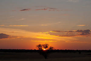 Klimaat Botswana