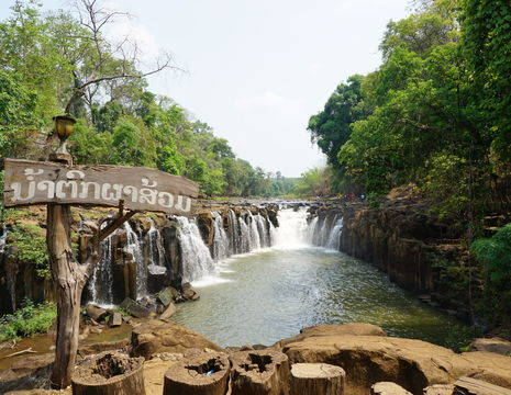 Laos-Bolaven-Plateau-Waterval