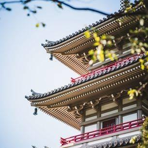 Japan-Sendai-Tempel