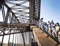 Klim op de Harbour Bridge