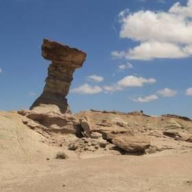 Ischigualasto National Park, Argentinië