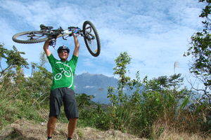 Kota Kinabalu, Mountainbiketour