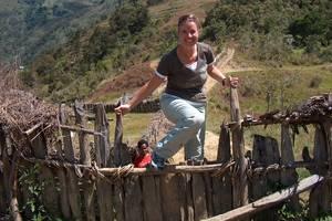 Baliemvallei: Trekking Sekan-berg