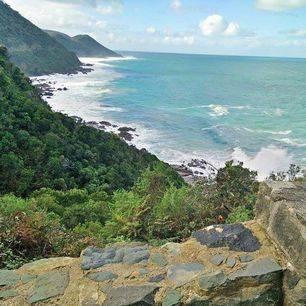 Australie-Great-Ocean-Road-uitzicht-zee