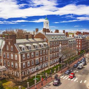 Amerika-Boston-Kennedy-Street