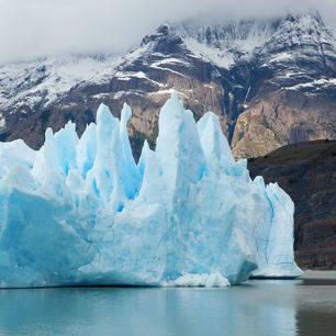 Chili-Torres-del-Paine-gletsjers
