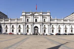 Chili-Santiago-de-Chile-La-Moneda-5787af5f