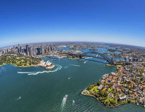 Australie-Sydney-Haven