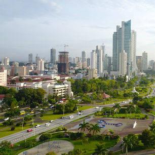 Panama-City-Gebouwen