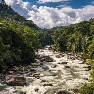 Ecuador-Banos-Omgeving