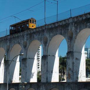Brazilie-Rio-de-Janeiro-tram