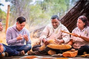 Op bezoek bij de Aboriginals