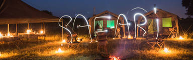 Kampeersafari in Botswana
