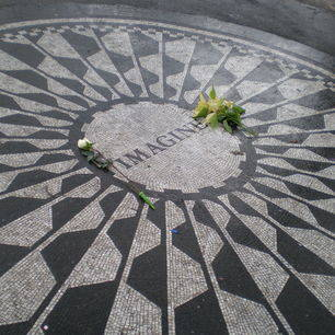 Amerika-New-York-Central-Park-Imagine