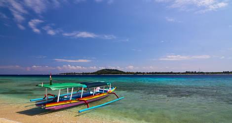 Indonesie-Lombok-Gili Meno12 shutterstock_180701750