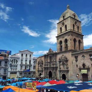 Plein-La-Paz-Bolivia