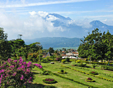 Indonesie-Java-Losari-omgeving