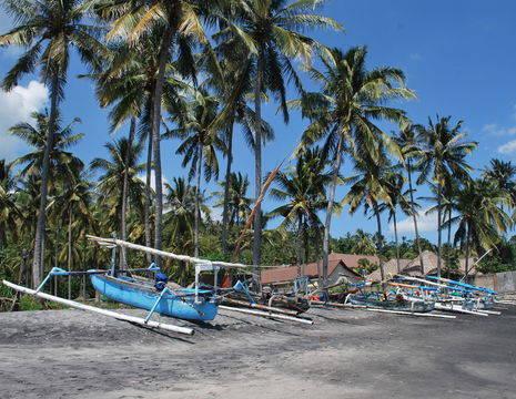 Indonesie-Lombok-Senggigi-vissersbootjes_1