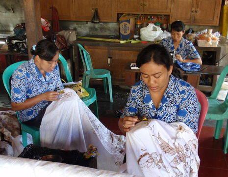Indonesie-Java-Batik1