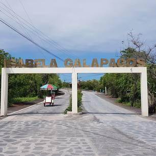 Welkom op Isabela Island