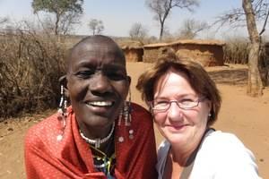 Ingrid - Alle landen in Afrika