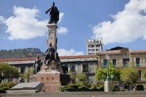 Citytour in La Paz