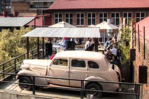 Auto huren Zuid-Afrika