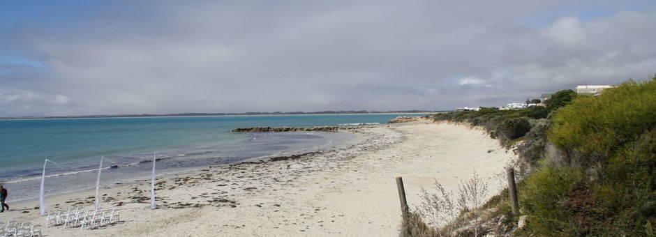 Australie-Robe-strand