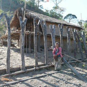 Myanmar-Mindat-Bevolking